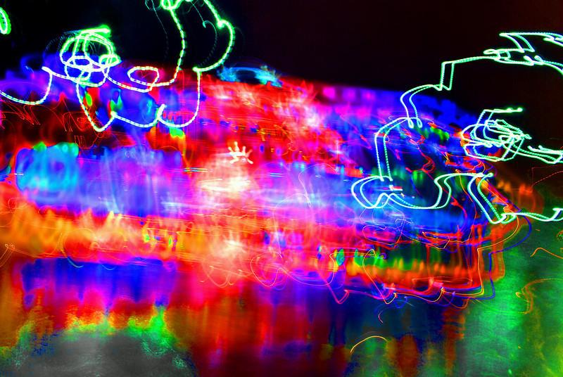 Neon Rain  #4 435-B