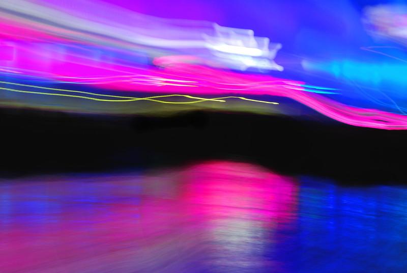 Neon Rain #5 421-B