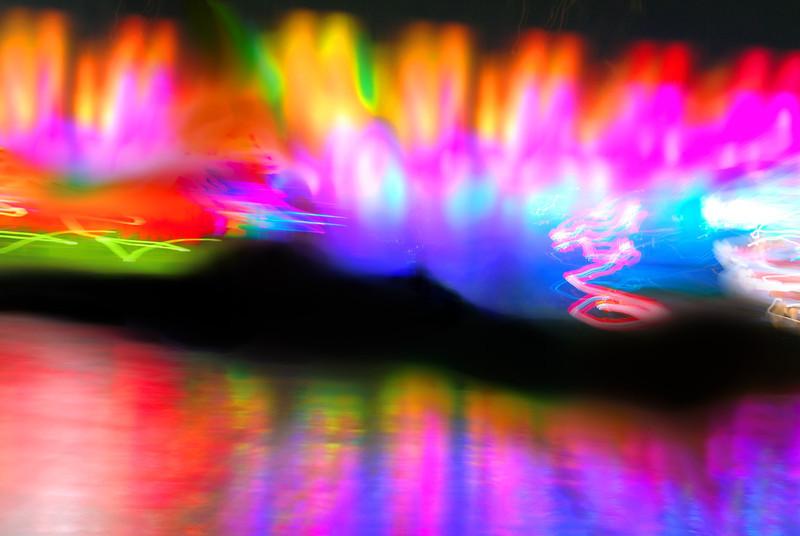 Neon Rain #1  377-B