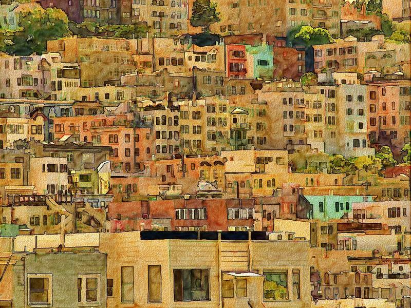 San Francisco- North Beach View