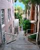 Steps, La Jolla CA