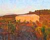 Temecula Barn Late in Day