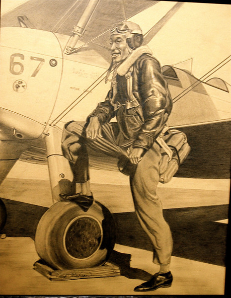 Dad at Tuskegee in 1944. (personal)