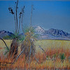 """""""The Whetstone Mountains"""", 24""""X28"""".  (For sale, prints possible)"""