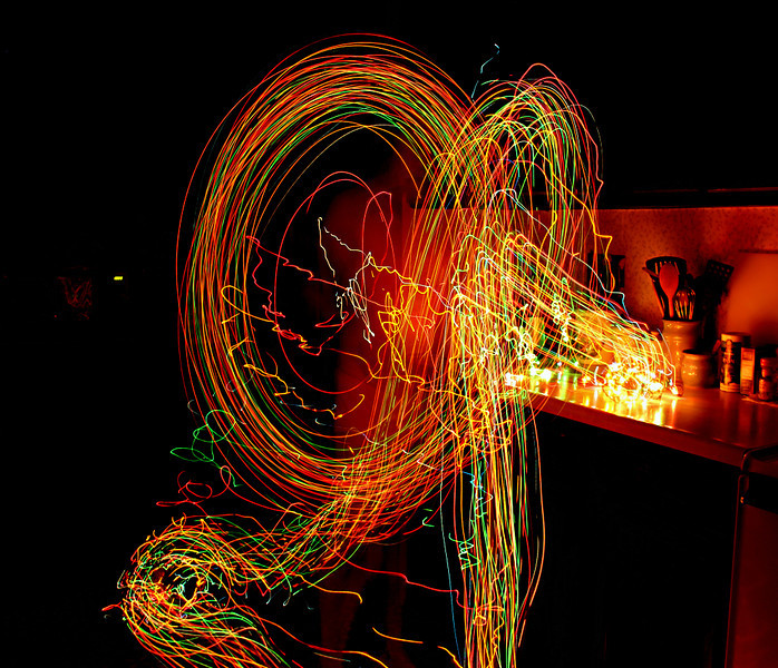 BAAAD Christmas Lights  : (