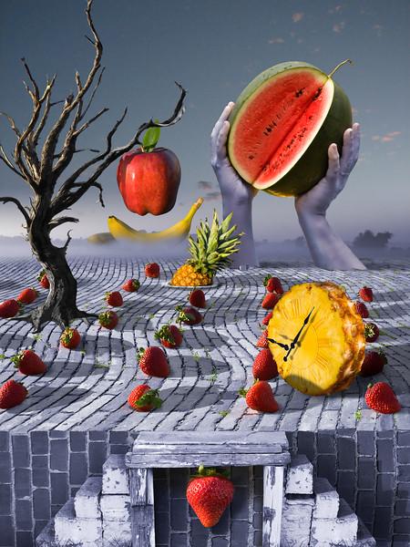 Surreal Fruit Farm