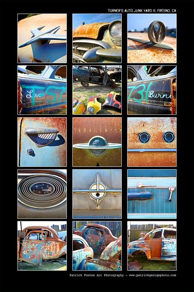 Turners' Auto Junk Yard series 3 of 4