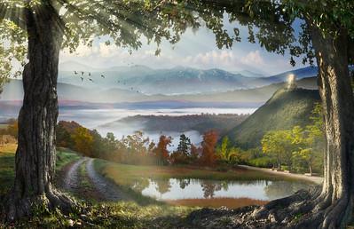 The Grand Landscape