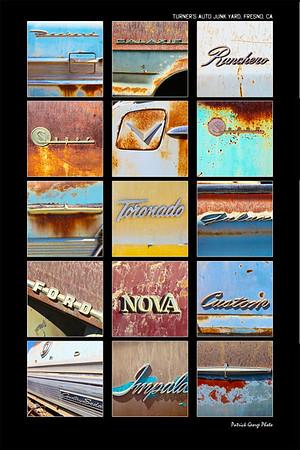 Turners' Auto Junk Yard series 1 of 4