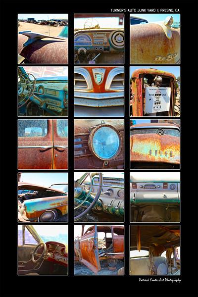 Turners' Auto Junk Yard series 2 of 4