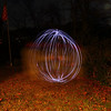 Orb in my yard!