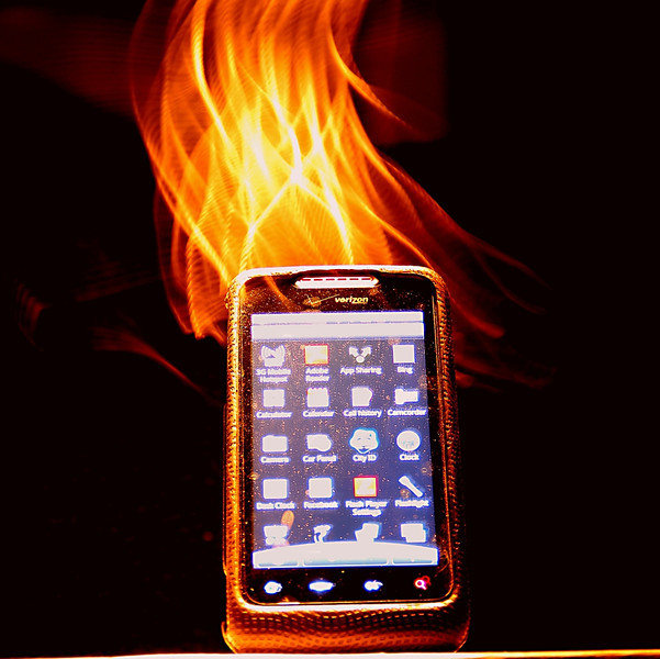 Android electrical overheat!!!