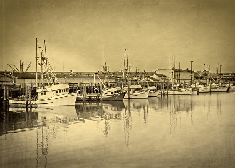 Vintage Fisherman's Warf