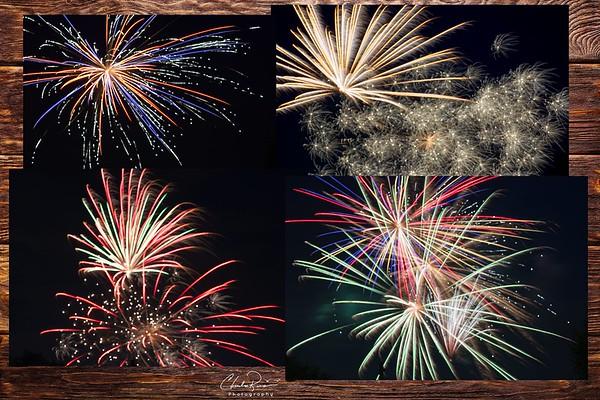 Fireworks Combo