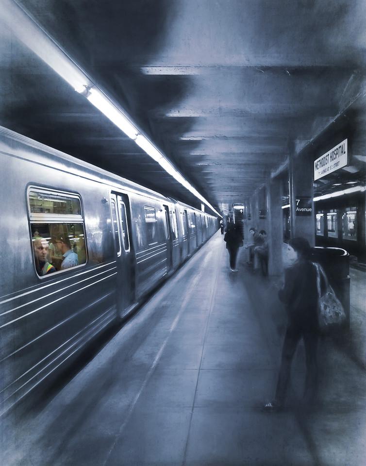 Subway Moment