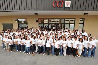 CCI Group Photo_July 2011