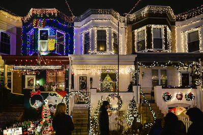 2016 Hampden 34th Street Lights