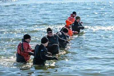 2016 Maryland Special Olympics Polar Bear Plunge