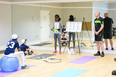 BE Fit Youth Program