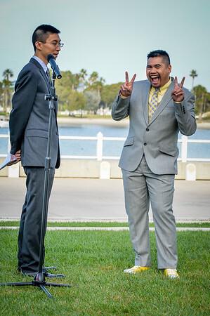 Sami and Vaughn's Wedding