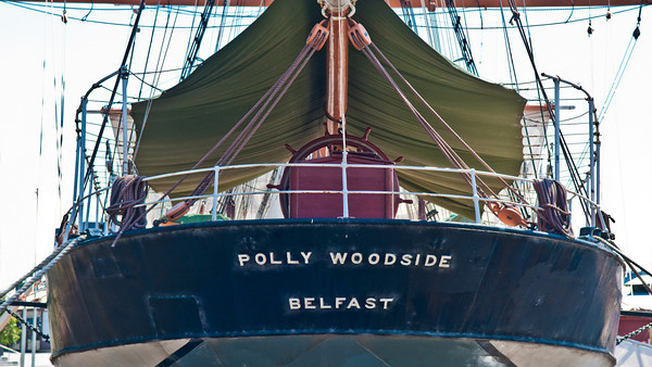 "The ""Polly Woodside"""