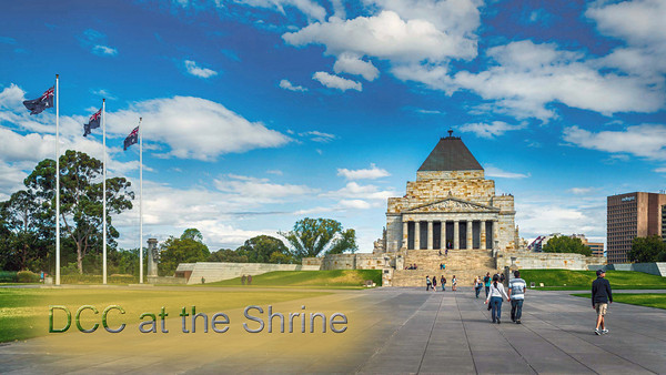 Camera Club Outing - Shrine of Remembrance, Victoria, Australia