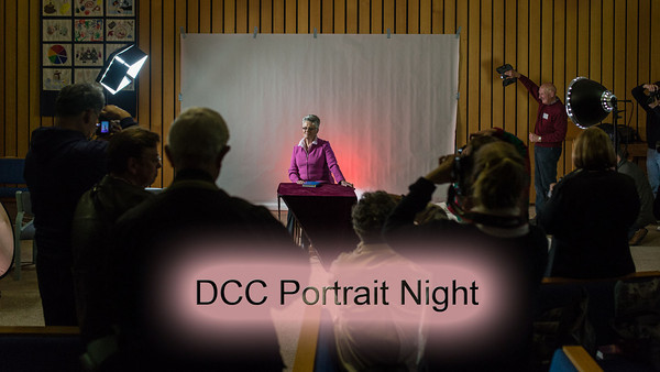 DCC Portrait Night