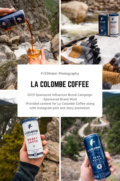 Influencer Brand Project Summary: La Colombe Coffee