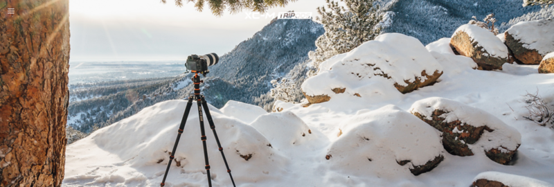 ProMaster XC-M 525 Tripod Project | Outdoor Product Photography