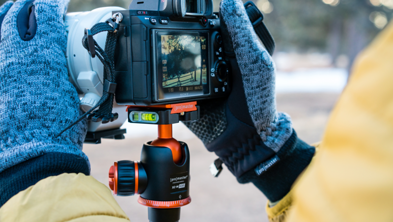 ProMaster XC-M 525 Tripod Project | Photography Equipment Project