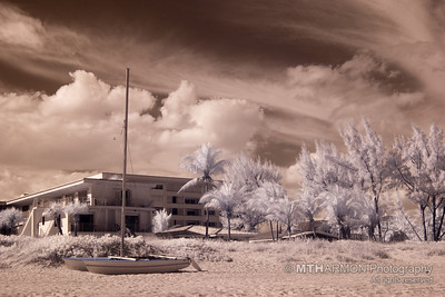Pompano Beach, FL, Infrared