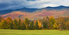 These hills near the VT/NH border were definitely worth a leaf peeping drive. October, 2009.