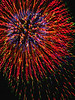 Another year of seeing fireworks (in Leadville this time) on the 4th of July--thanks to Shirley, Claudia and Dale. July, 2011.