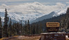There was snow at Berthoud Pass, but not as much as on the peaks, obviously. October, 2014.