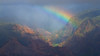 There were almost as many rainbows as flowers on Kauai.  Okay, maybe not quite, but a lot. Flying over the island for an hour on a rainy afternoon, we must have seen a dozen or so.  Thrilling! November, 2015.