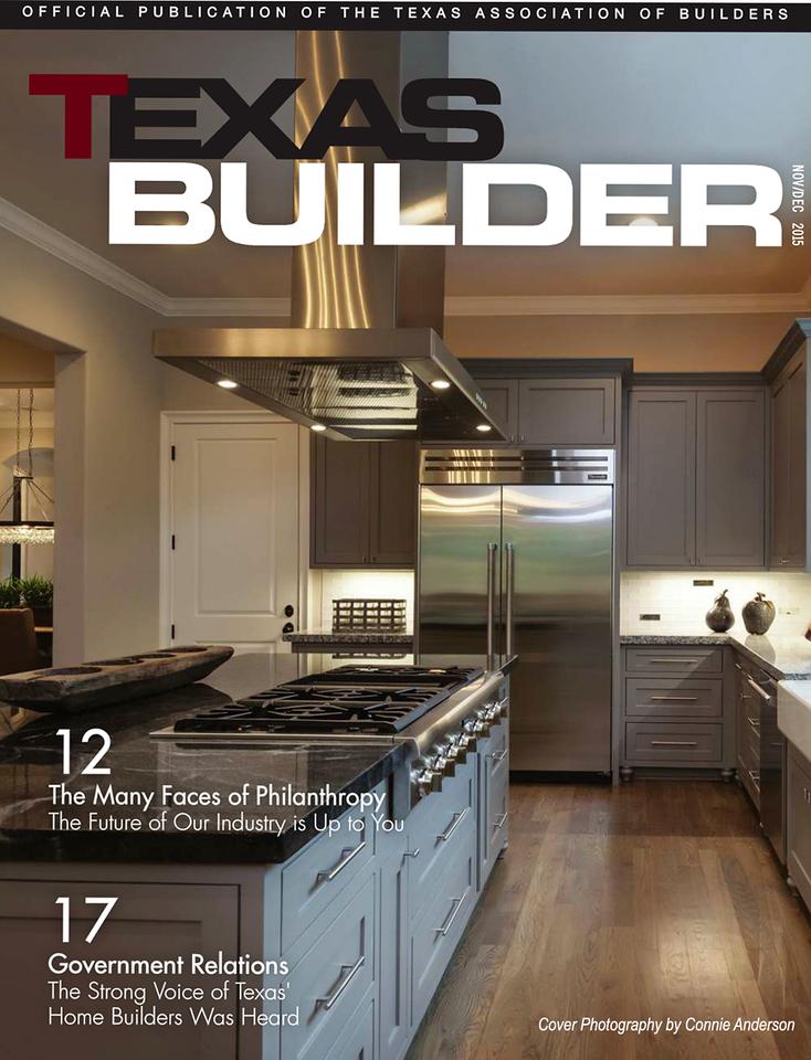 Texas Builder Magazine