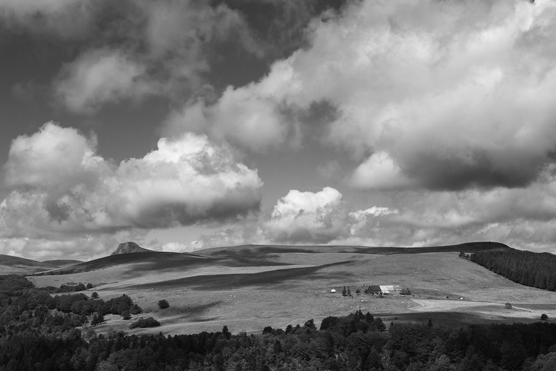 Sancy Landscape