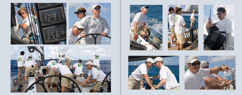As a sailor, I am comfortable photographing the action onboard to capture the action, teamwork, and personalities of the crew.  Getting to know the people enables me to tell the story in a more personal manner.