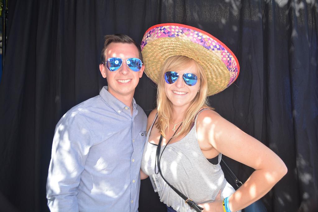 Fello Sunglasses at EOS UCSB Alumni BBQ 4.30.16