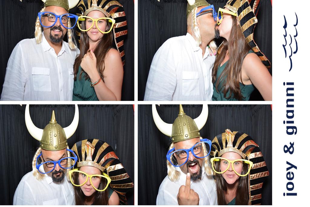 Joey & Gianni's wedding on July 2nd, 2016