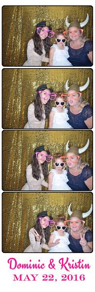 Kristin & Dominic's Wedding May 22nd, 2016