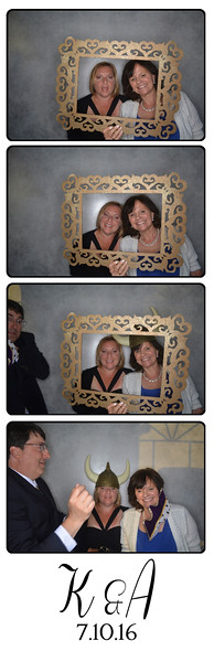 ThoughtBox Photo Booth celebrates Alyssa & Keiran's wedding on July 10th, 2016 on the Scarlett Bell in Oxnard, California.