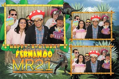 21st Birthday Buena Park