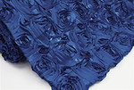 Royal Blue Rosettes