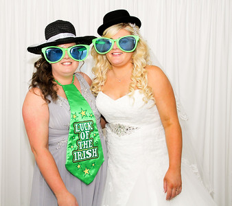 Mr & Mrs Crayston Wedding Photo Booth Backdrop