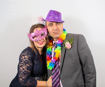 Mr & Mrs McCombe Photo Booth