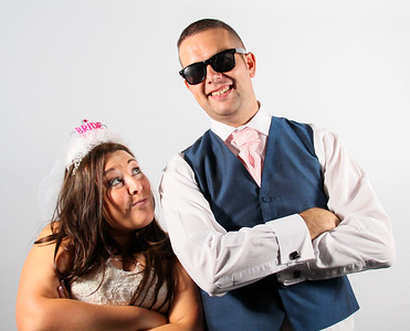 Mr & Mrs Murphy Wedding Photo Booth