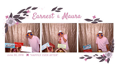 Earnest and Maura's Wedding