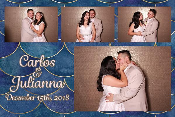 Carlos & Julianna 12/15/18