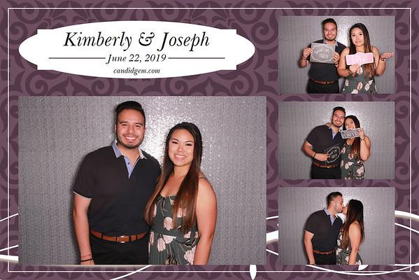 Kimberly & Joseph 6/22/19